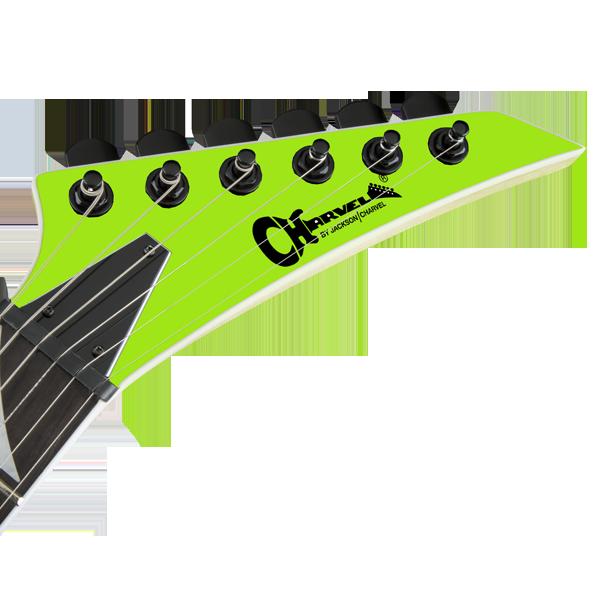 Charvel by Jackson/Charvel Headstock Logo Decal