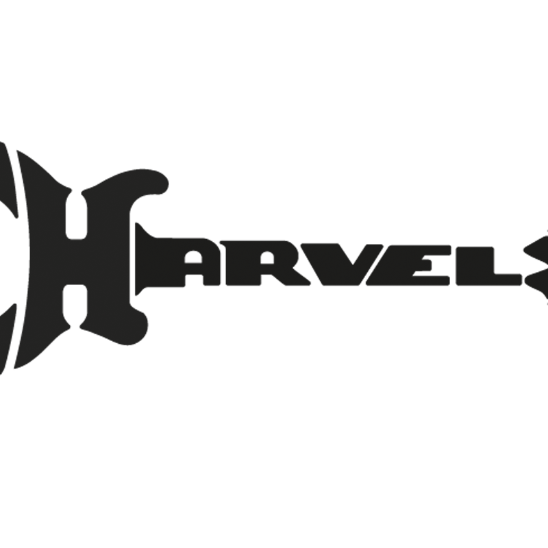 Charvel Guitars Luthier Headstock Decal