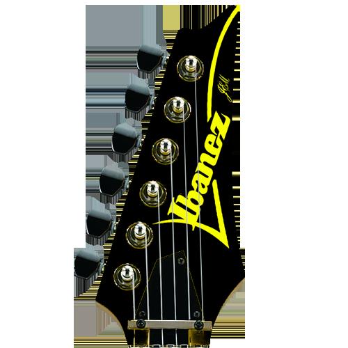 Ibanez JEM Guitar Headstock Decal