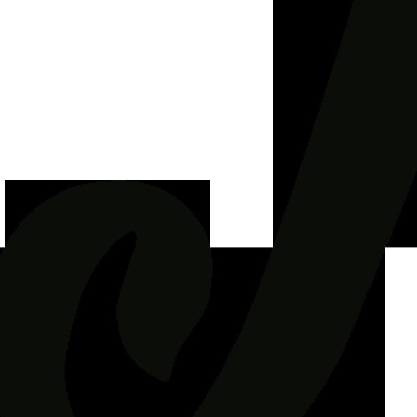Jackson J Bass Headstock Logo Decal