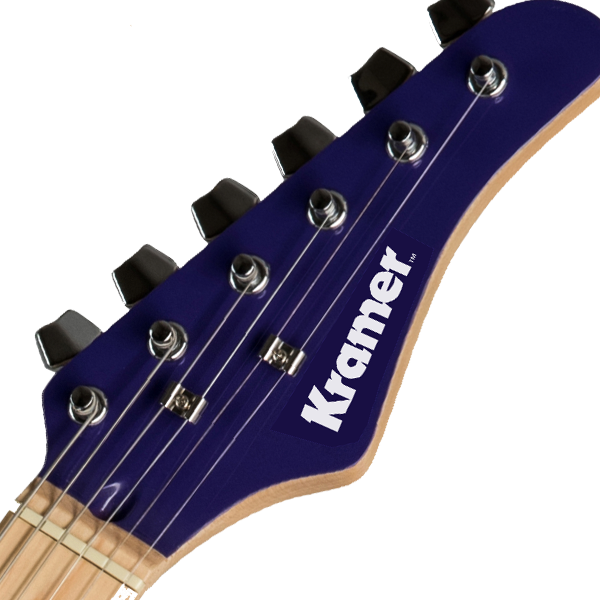 Kramer Old Style Headstock Decal