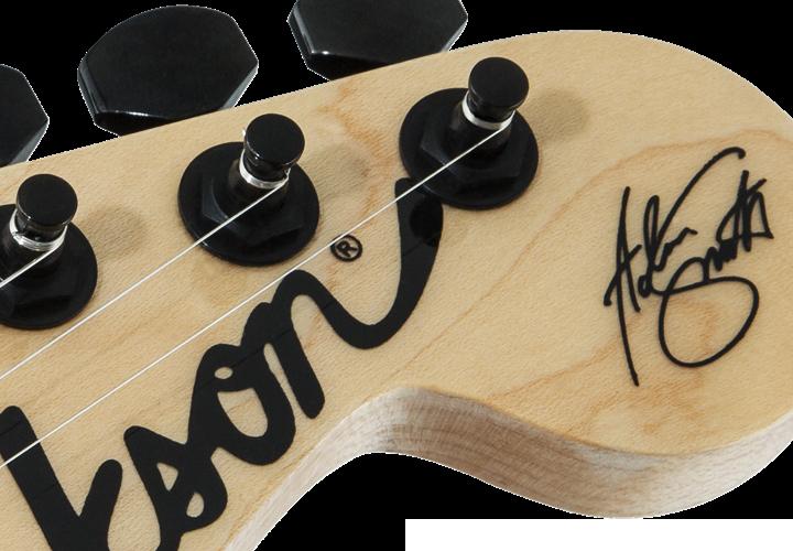 Jackson Adrian Smith Signature Decal