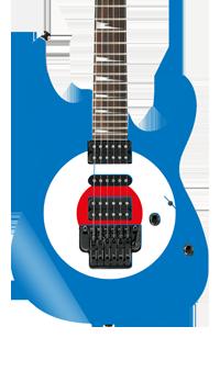 MOD Circle Self Adhesive Guitar Cover