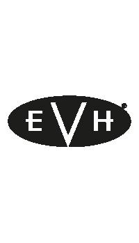 EVH Headstock Decal