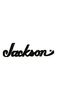 Jackson Guitars Headstock Decal