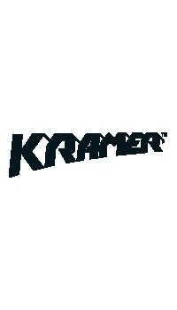 Kramer Pyramid Headstock Decal