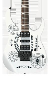 Alchemy Ouija Board Guitar Decal Set