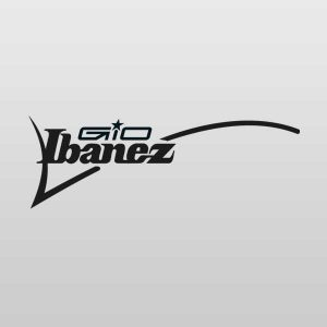 Ibanez Luthier Headstock Restoration Decal