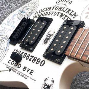 Waterslide Guitar Decals