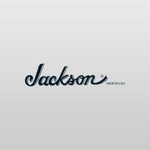 Jackson Luthier Headstock Restoration Decal