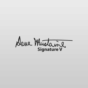 Dave Mustaine Signature