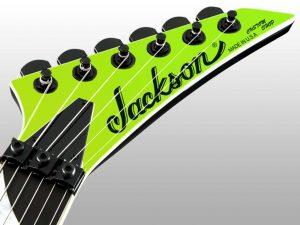 New Luthier Headstock Restoration Decals