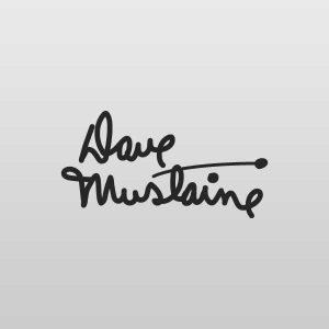 Jackson Guitars Dave Mustaine Signature Headstock Decal