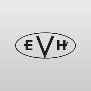 EVH Guitar Logo Decal for Fender Style Headstocks